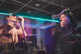 Live in Rockot Rock-Bar, Tomsk, April, 12th, 2014